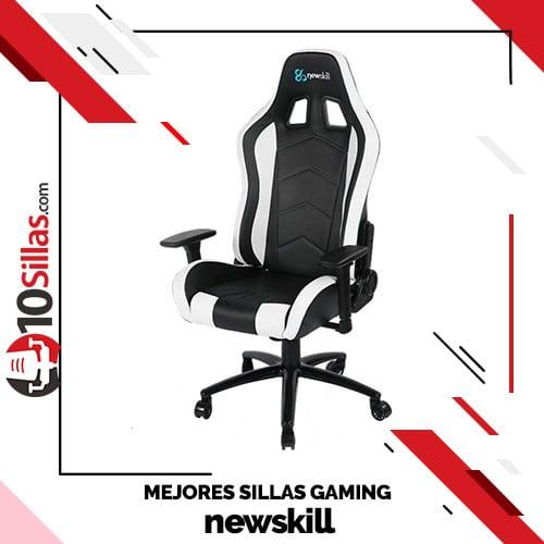 Mejores sillas gaming newskill