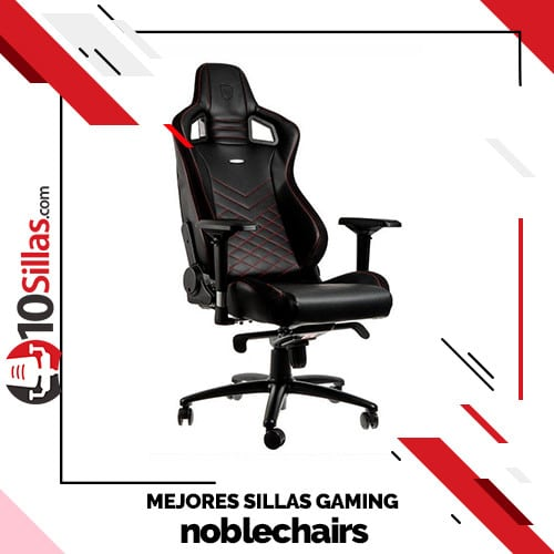 Mejores sillas gaming noblechairs