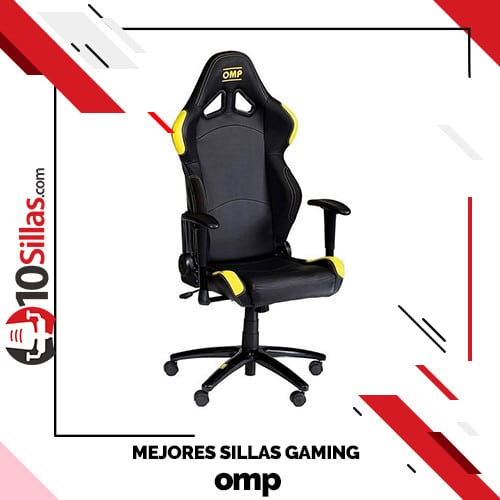 Mejores sillas gaming omp