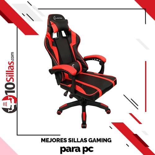 Mejores sillas gaming para pc
