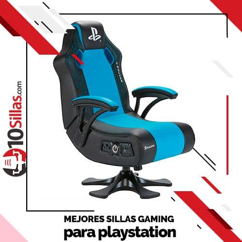 Mejores sillas gaming para playstation