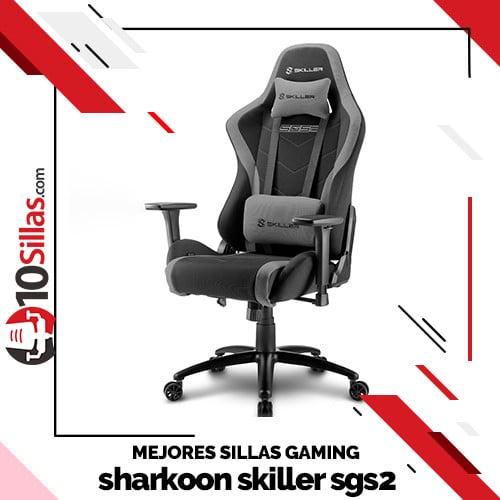 Mejores sillas gaming sharkoon skiller sharkoon skiller sgs2