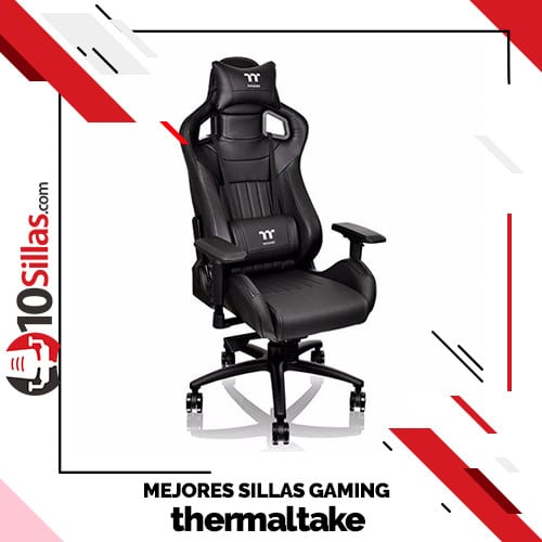 Mejores sillas gaming thermaltake