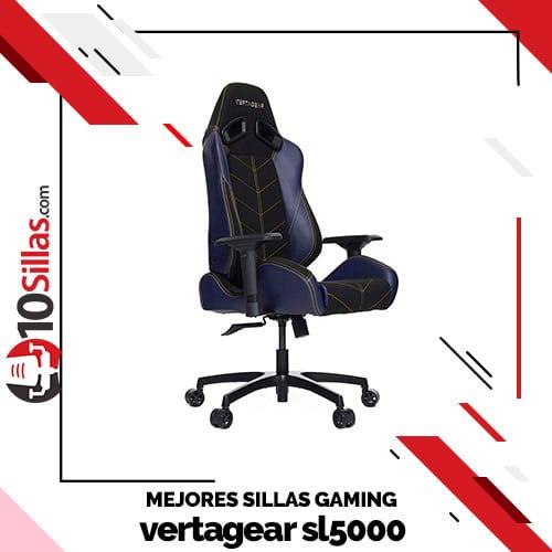 Mejores sillas gaming vertagear sl5000