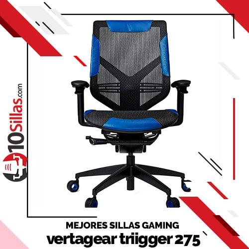 Mejores sillas gaming vertagear triigger 275