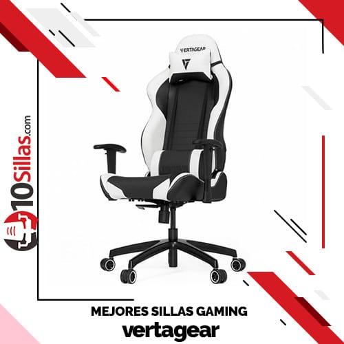 Mejores sillas gaming vertagear